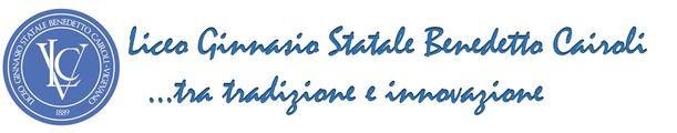 Logo for Liceo Ginnasio Statale B. Cairoli - Vigevano